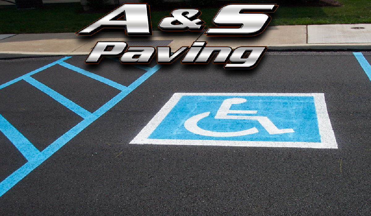 Parking lots, Line Striping, and more